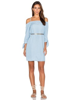Ella Moss Off Shoulder Shift Dress