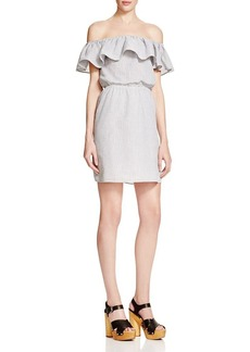 Ella Moss Off-The-Shoulder Dress - 100% Bloomingdale's Exclusive