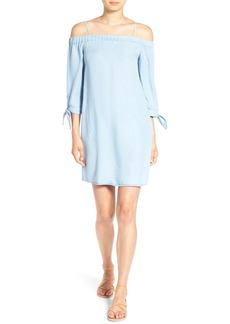 Ella Moss Off the Shoulder Shift Dress