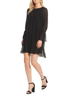 Ella Moss Pleated Shift Dress