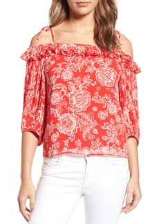 Ella Moss Ria Off the Shoulder Blouse