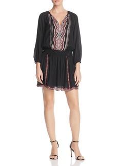 Ella Moss Santorini Embroidered Dress