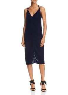 Ella Moss Serene Velvet Slip Dress