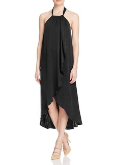 Ella Moss Seti Ruffle Halter Dress