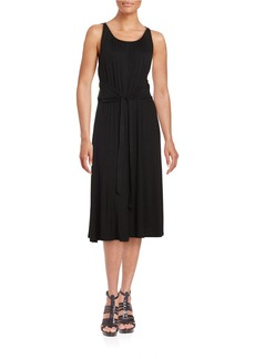 ELLA MOSS Sleeveless Jersey Midi Dress
