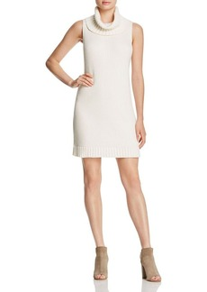 Ella Moss Sleeveless Knit Turtleneck Dress - 100% Bloomingdale's Exclusive