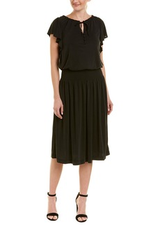 Ella Moss Smocked Maxi Dress