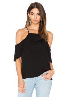 Ella Moss Stella Cold Shoulder Top