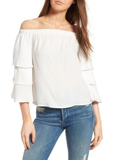 Ella Moss Stella Off the Shoulder Top
