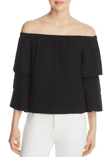 Ella Moss Stella Off-the-Shoulder Top