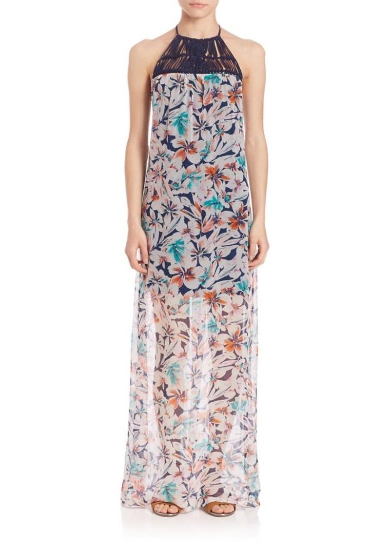 Ella Moss Tahiti Garden Maxi Dress