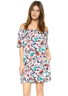 Ella Moss Tahiti Garden Mini Dress