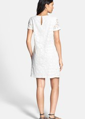 Ella Moss 'Talitha' Geo Burnout Shift Dress