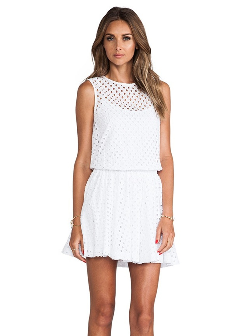 Ella Moss Tessa Eyelet Tank Dress