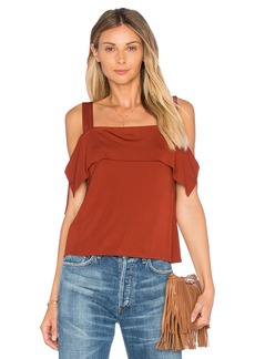 Ella Moss Thabo Cold Shoulder Top
