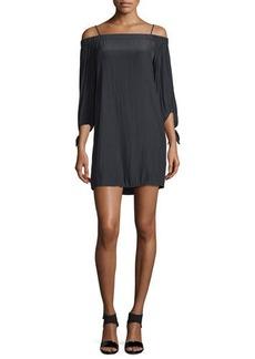 Ella Moss The Bare Shoulder Mini Dress