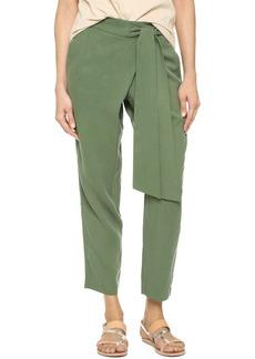 Ella Moss The Wrap Front Pants