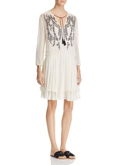 Ella Moss Trellis Vine Dress - 100% Exclusive