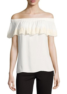 Trinity Off-the-Shoulder-Top
