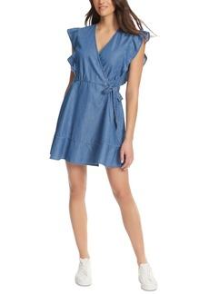 Ella Moss V-Neck Wrap Dress
