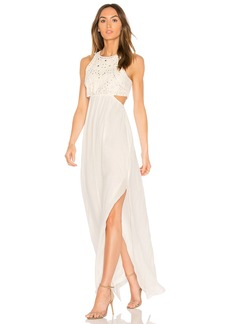 Valletta Cutout Maxi Dress