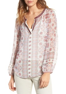 Ella Moss Wayfair Silk Blouse