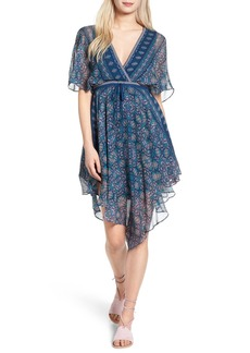 Ella Moss Wayfair Silk Dress