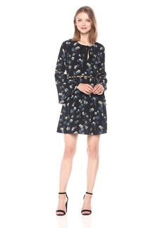 Ella Moss Women's Adara Floral Dress  L
