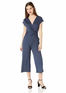 Ella Moss Women's Addison Twist Drape Jumpsuit