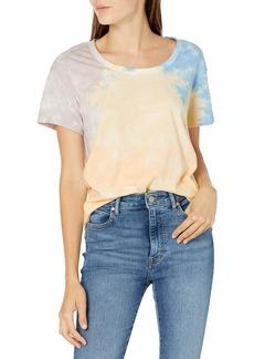 Ella Moss Women's Anabelle Scoop Neck Knit Tee Shirt