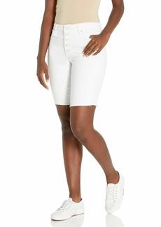 Ella Moss Women's Bermuda Classic Long Denim Short