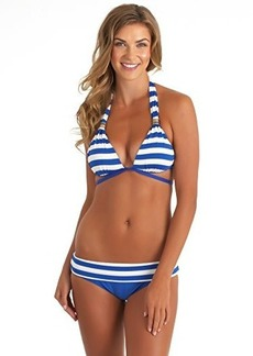 Ella Moss Women's Cabana Banded Bikini Bottom