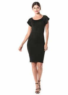 Ella Moss Women's Camille Twist Back Dress  X Large
