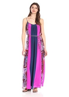 Ella moss Women's Celeste Marble Maxi Dress