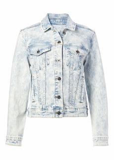 Ella Moss womens Classic Jean Denim Jacket   US