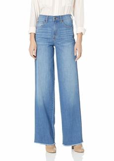 Ella Moss Women's Classic Wide Leg Jean