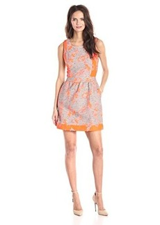 Ella moss Women's Dahlia Jacquard Dress