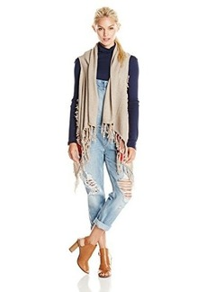 Ella moss Women's Deva Fringe Vest