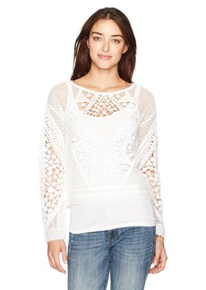 Ella Moss Women's Esmeralda Sweater  S