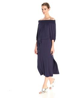 Ella Moss Women's Essential Bella Off The Shoulder Dress  L