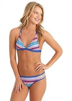 Ella Moss Women's Festival Halter Bikini Top