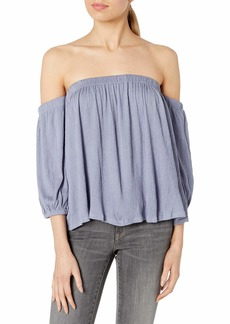 Ella Moss Women's Gioannia Off The Shoulder Blouse  S