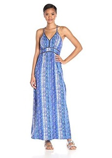 Ella moss Women's Inka Print Maxi Dress