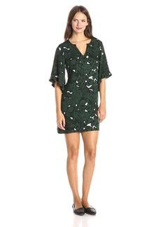 Ella moss Women's Jungle Floral Dress