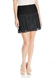 Ella moss Women's Kalea Fringe Skirt