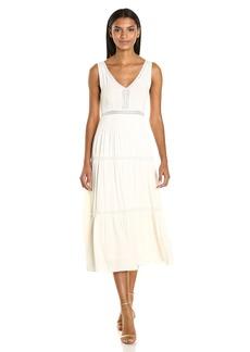 Ella moss Women's Katella Lace Dress  L