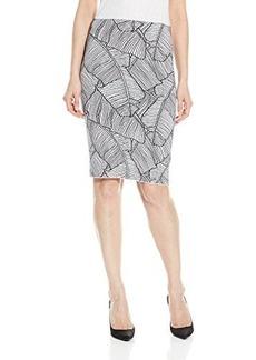 Ella moss Women's Kiana Pencil Skirt