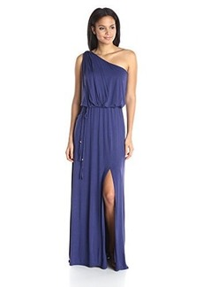 Ella moss Women's Leda One Shoulder Maxi Dress