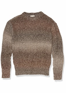 Ella Moss Women's Lysanne Crew Neck Light Weight Pullover Sweater  XLarge