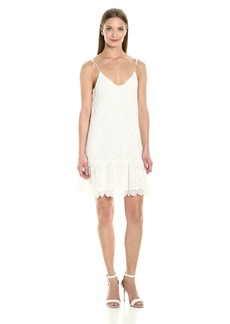 Ella Moss Women's Medallion Crochet Dress  S